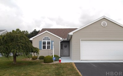 1252 Countryside Dr, Findlay, OH 45840 - #: 139958