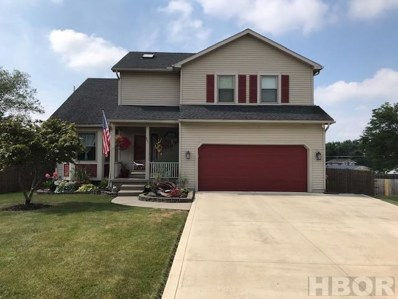 801 S Hill Trail, Findlay, OH 45840 - #: 140108