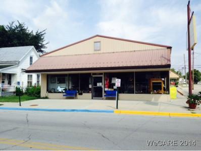 200 W. Main St., Cridersville, OH 45806 - #: 101354