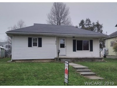 312 W Railroad, Kenton, OH 43326 - #: 109572