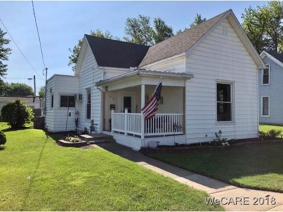 516 S. Clay St., Delphos, OH 45833 - #: 109736