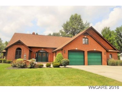 235 Tanglewood Dr, Ottawa, OH 45875 - #: 109872