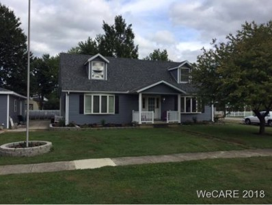 302 McConnell St., Alger, OH 45812 - #: 110277