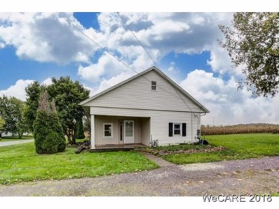 1850 S Napoleon Road, Harrod, OH 45850 - #: 110503