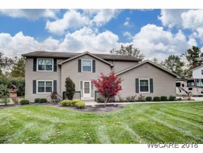1529 Bunker Drive, Lima, OH 45805 - #: 110645