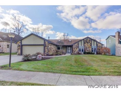 1751 Chandler Drive, Lima, OH 45805 - #: 111084