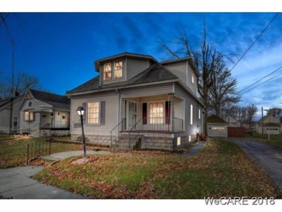 421 S Canal St, Delphos, OH 45833 - #: 111086