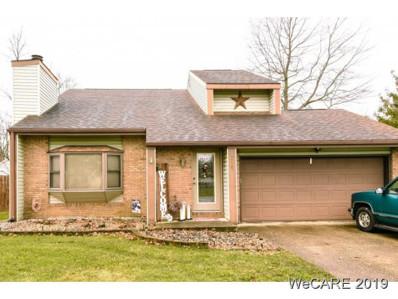 715 Raleigh Creek Rd., Cridersville, OH 45806 - #: 111252