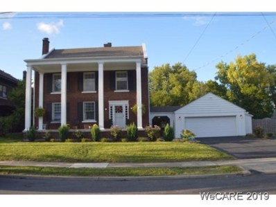 1424 Lakewood Avenue, Lima, OH 45805 - #: 111420