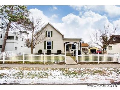 210 N. Lawn, Bluffton, OH 45817 - #: 111499