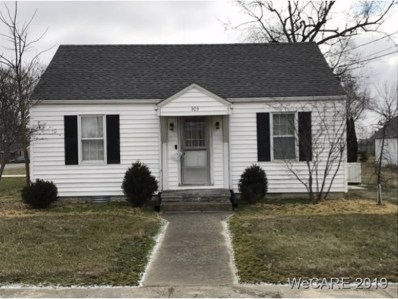 303 Elizabeth South, Spencerville, OH 45887 - #: 111520