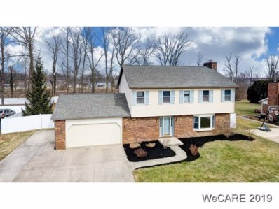 160 Dabill Place, Lima, OH 45805 - #: 111644