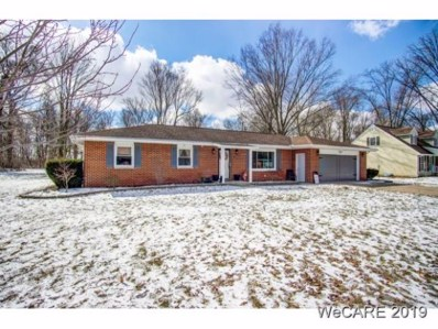 3413 Musser Dr, Lima, OH 45807 - #: 111646