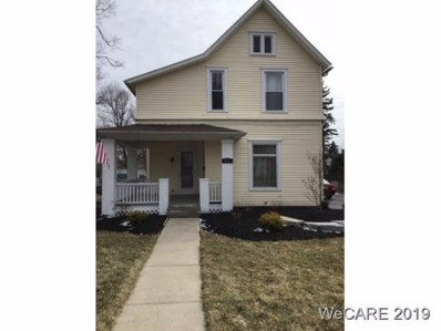 423 S Main, Bluffton, OH 45817 - #: 111687