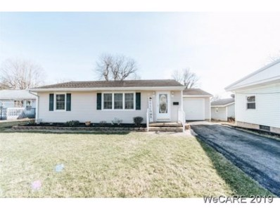 2408 Lost Creek Blvd, Lima, OH 45804 - #: 111861