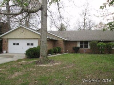 1584 Northbrook Drive, Lima, OH 45805 - #: 112120