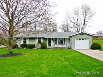 225 Meadowbrook Dr, Bellefontaine, OH 43311 - #: 112144