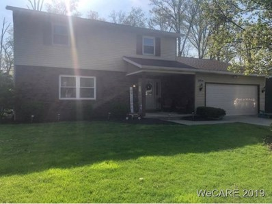 737 Bentwood Ave., Lima, OH 45805 - #: 112254