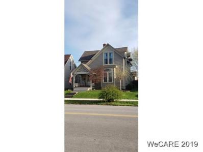 409 W. Pearl Street, Wapakoneta, OH 45895 - #: 112271