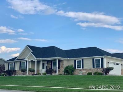 213 Bluegrass Drive, Wapakoneta, OH 45895 - #: 112338