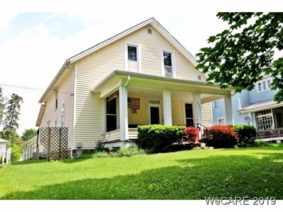221 E Brown Ave, Bellefontaine, OH 43311 - #: 112493