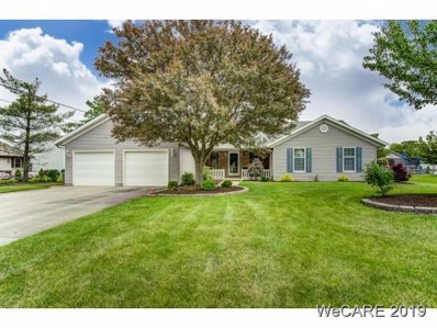 774 Queensbury Drive, Lima, OH 45804 - #: 112536