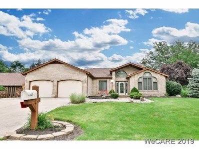 110 Squire Ln, Lima, OH 45805 - #: 112705