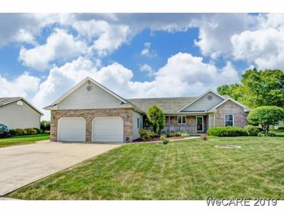 1623 Edna Drive, Lima, OH 45807 - #: 112869