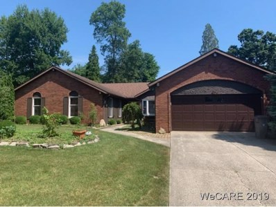 2818 Shadowood Dr., Lima, OH 45805 - #: 112994
