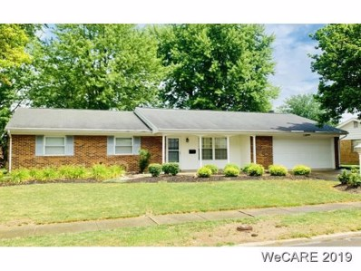 124 Woodford Ter, Lima, OH 45805 - #: 113054