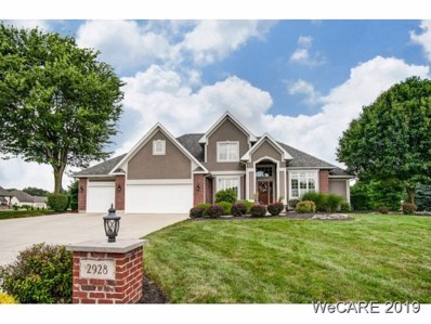 2928 Morning Sun Dr., Lima, OH 45805 - #: 113127
