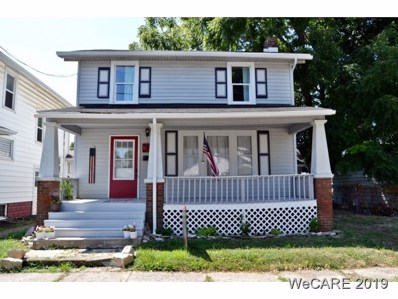 204 E Brown Ave, Bellefontaine, OH 43311 - #: 113209