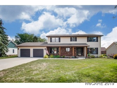 770 Kingswood Drive, Lima, OH 45804 - #: 113411