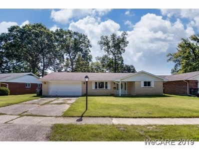 1034 Cornell, Lima, OH 45805 - #: 113479
