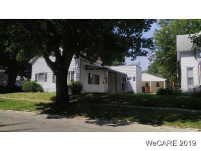 338 W Highland Ave, Ada, OH 45810 - #: 113615