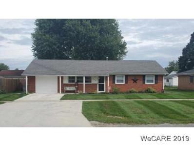 204 Shawnee, Cridersville, OH 45806 - #: 113698