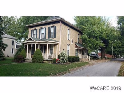 216 W Taylor, Mount Victory, OH 43340 - #: 113713