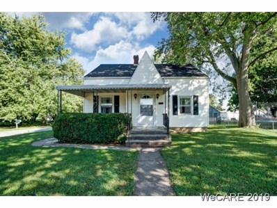220 West North Street, Elida, OH 45807 - #: 113733