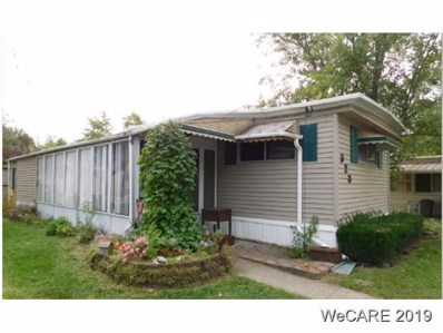 1800 Reservoir Road, Lima, OH 45804 - #: 113821