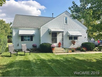 725 Radcliffe St., Lima, OH 45804 - #: 113868
