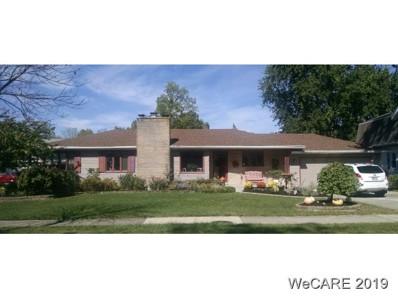 812 W. Auglaize Street, Wapakoneta, OH 45895 - #: 113880