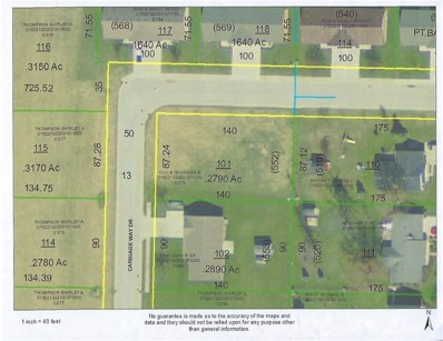 Lot 552 Carriage Way, Ansonia, OH 45303 - #: 421043