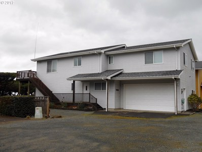 17490 Ocean Blvd, Rockaway Beach, OR 97136 - MLS#: 17013469