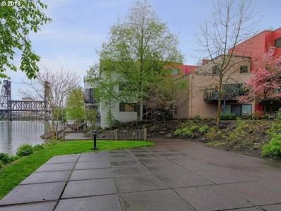 920 NW Naito Pkwy UNIT J-7, Portland, OR 97209 - MLS#: 17207963