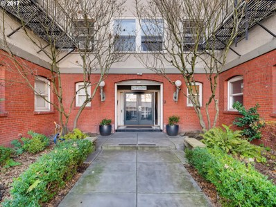 731 SW King Ave UNIT 16, Portland, OR 97205 - MLS#: 17287881