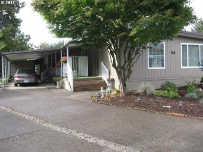 1800 Lakewood Ct UNIT 84, Eugene, OR 97402 - MLS#: 17365628