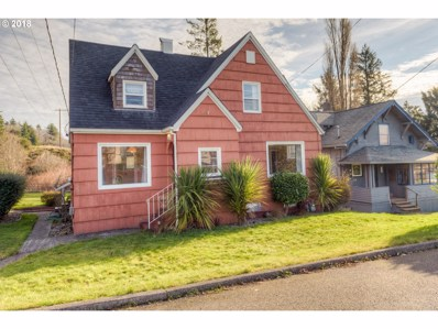 1802 8th St, Astoria, OR 97103 - MLS#: 17464017