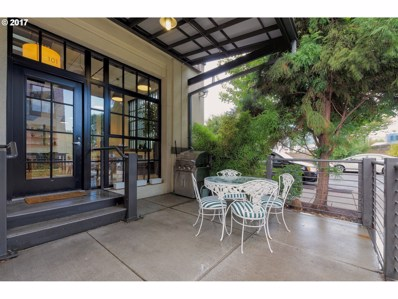 1400 NW Irving St UNIT 101, Portland, OR 97209 - MLS#: 17681456