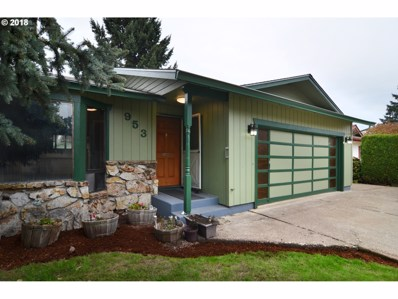 953 65TH St, Springfield, OR 97478 - MLS#: 18000673