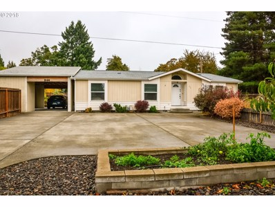 244 NE Columbia St, White Salmon, WA 98672 - MLS#: 18003136